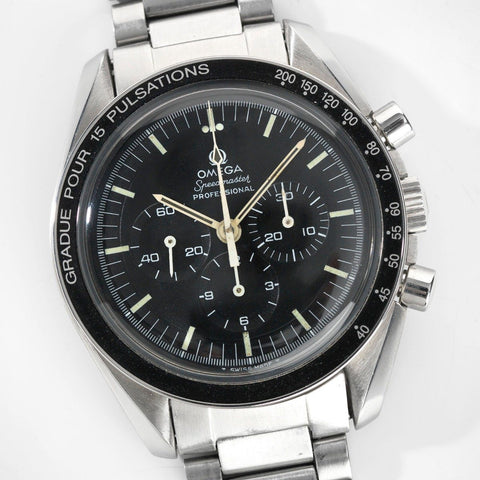 Omega Speedmaster Straight Writing 145.022-69st