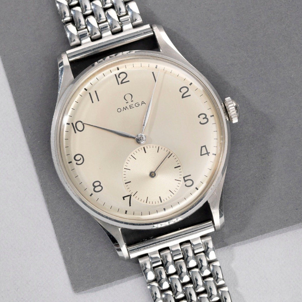 Omega Jumbo 2181 Cal. 30T2 Oversized Dress Watch