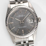 Rolex Datejust Grey Linen 'Sigma' Dial 1603