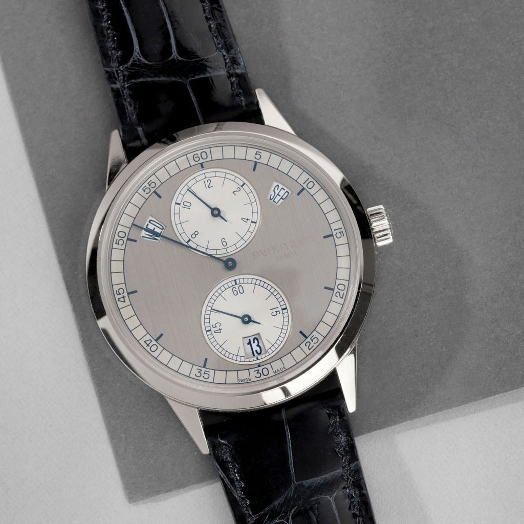 Patek Philippe Annual Calendar Regulator Reference 5235G