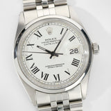 Rolex Datejust Reference 1600 Buckley Dial