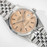 Rolex Datejust Salmon Dial 1601