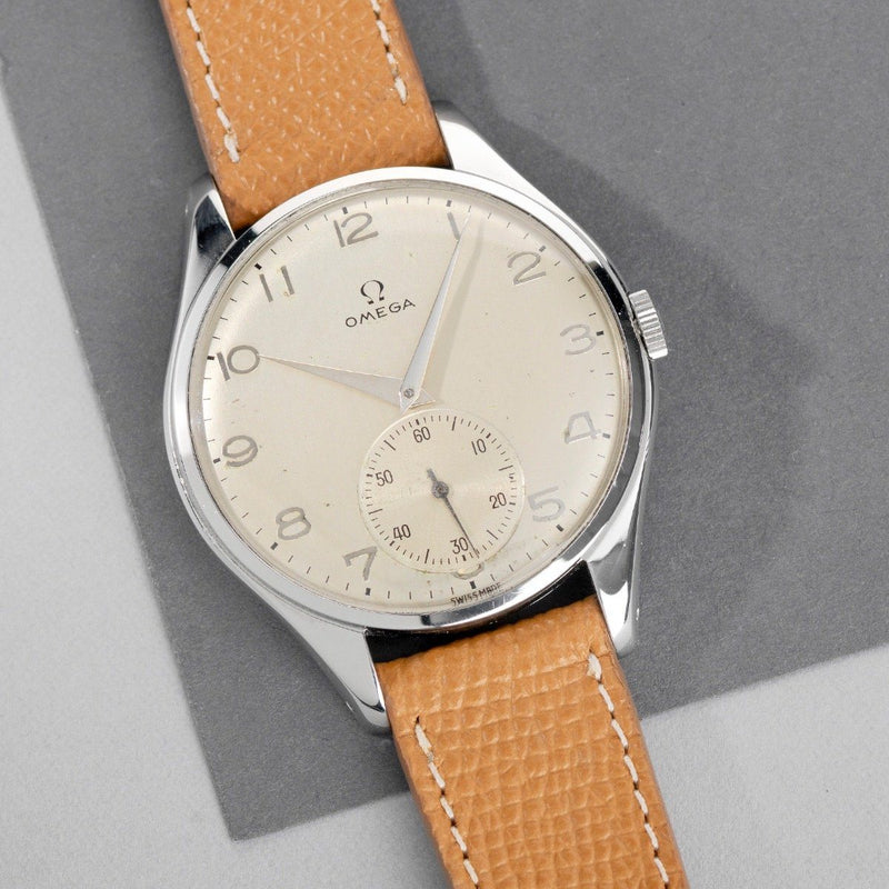 Omega Calatrava Reference 2505-29 Large Case 38mm