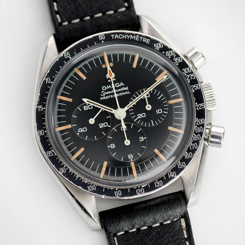 Omega Speedmaster 9 to 5 Curated Package 145.012-67