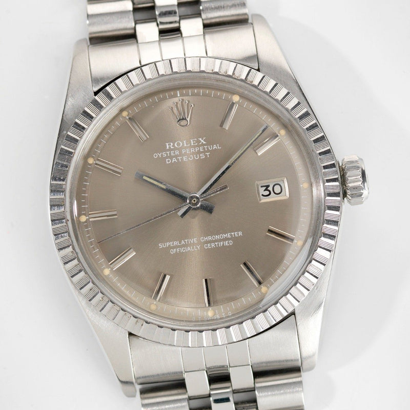 Rolex Datejust Brown 'Sigma' Dial 1603