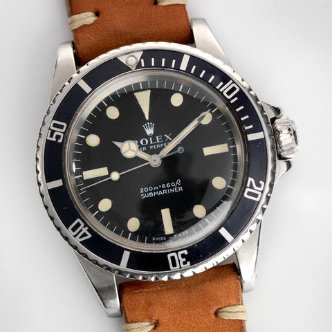 Rolex Submariner Meters-First Matte Dial 5513