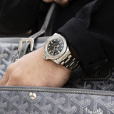 Curated Rolex Submariner Non-Serif Matte Dial 5513 + GOYARD