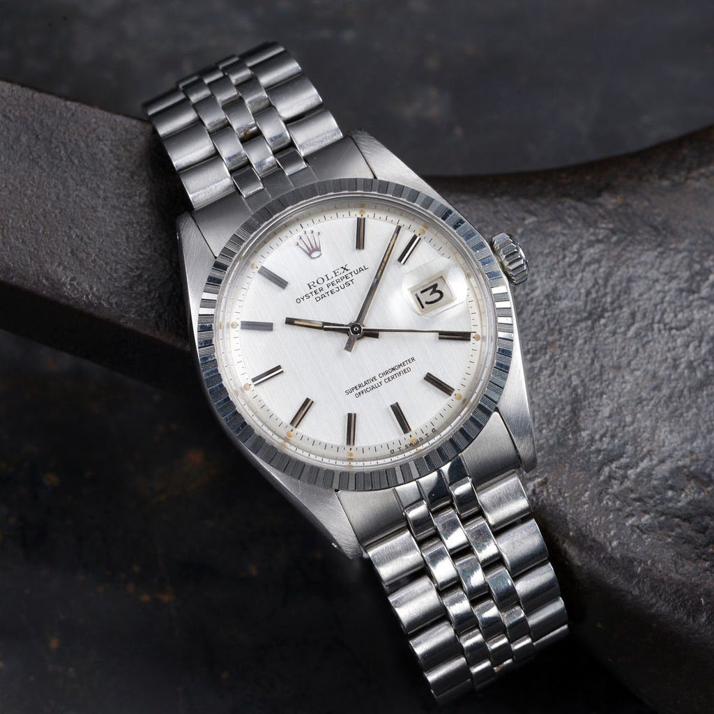 AMAZING ROLEX 1603 DATEJUST 1972