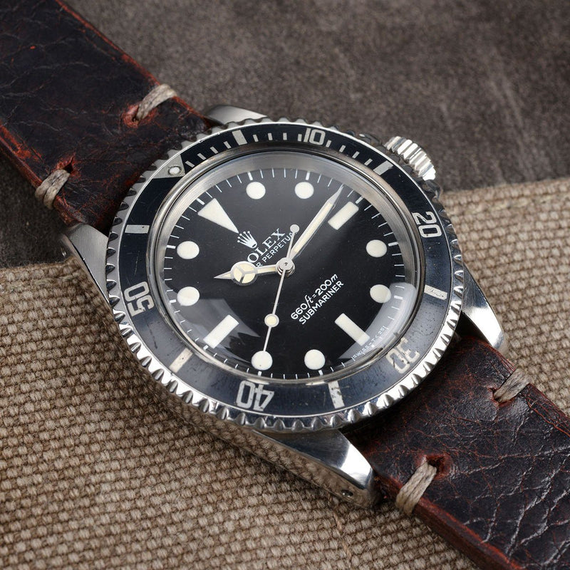 CURATED ROLEX 5513 MAXI MK1 SUBMARINER