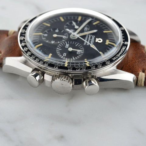 "CURATED "" BILLYKIRK"" OMEGA 145012 PRE MOON SPEEDMASTER"