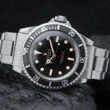 CURATED ROLEX 5513 GILT SUBMARINER