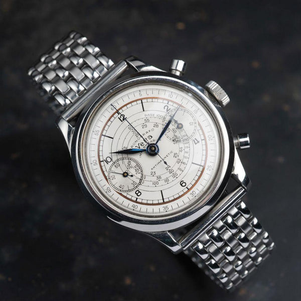 VINTAGE MINT 40TH VETTA CHRONOGRAPH