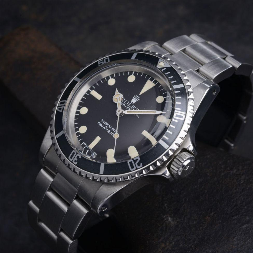 CURATED 'PEBBLE BEACH' ROLEX MAXI MK3 SUBMARINER