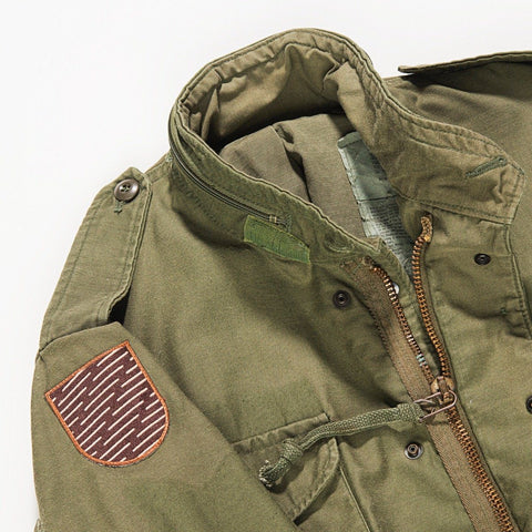 10/25 Custom Vintage M-65 Field Jacket Regular Length