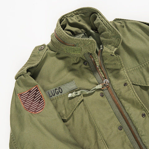 14/25 Custom Vintage M-65 Field Jacket Regular Length