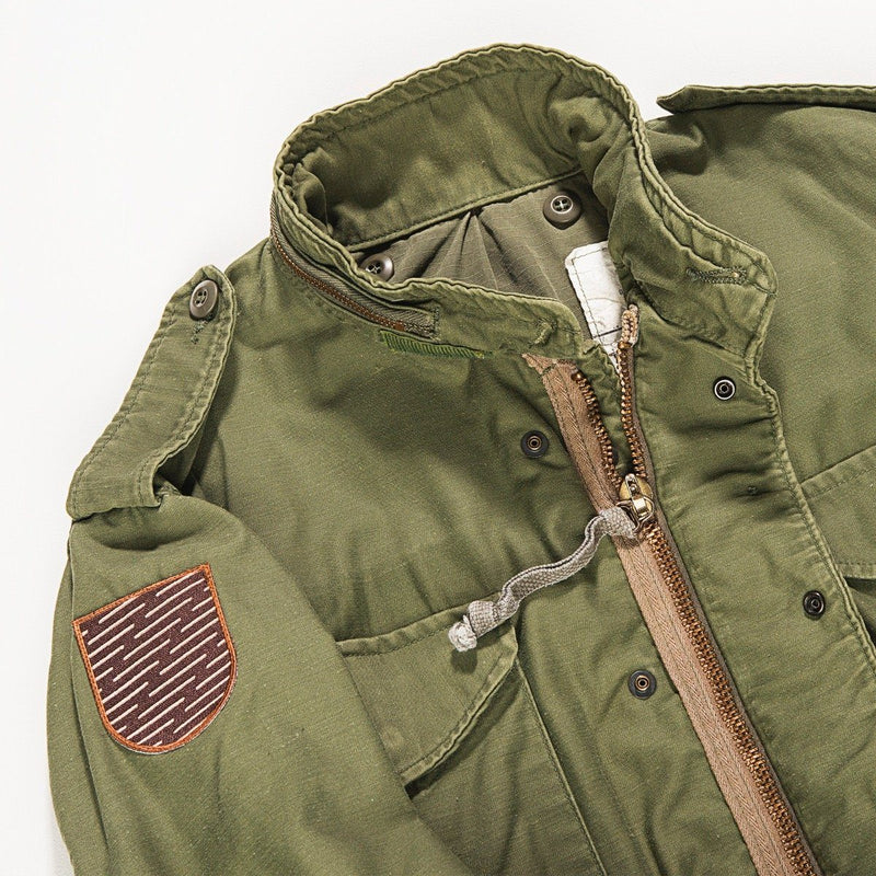 18/25 Custom Vintage M-65 Field Jacket Regular Length