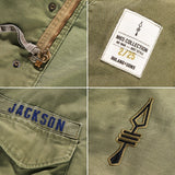 02/25 Custom Vintage M-65 Field Jacket Short Length