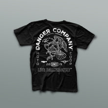 Load image into Gallery viewer, Danger Co. Short Sleeve Heavyweight Americana Tee