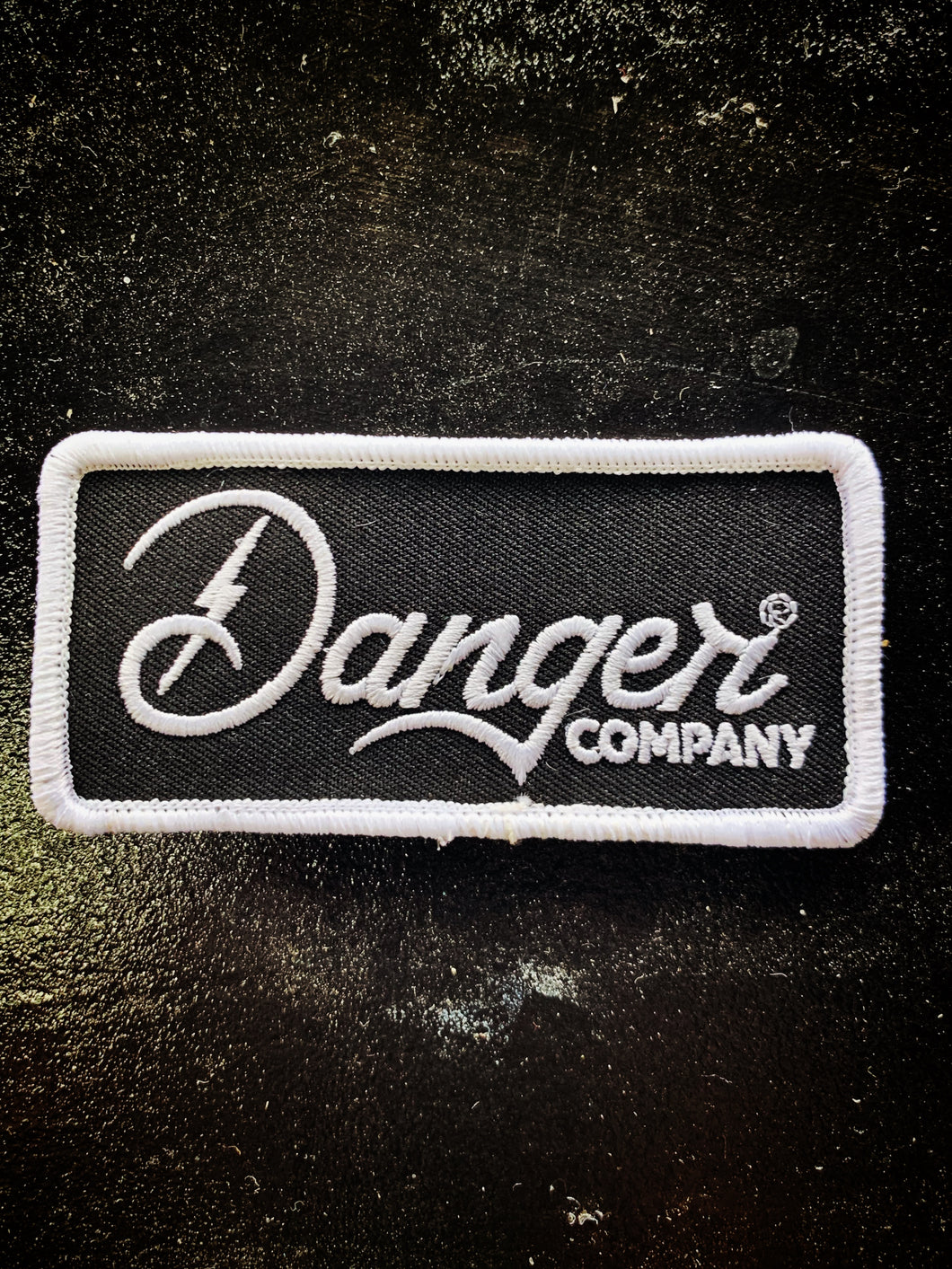 Danger Company Patch