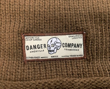 Load image into Gallery viewer, Danger Company Oversized Beanie