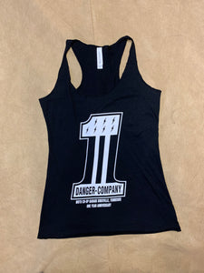 Danger Co. 1 year Anniversary Racerback Tank