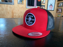 Load image into Gallery viewer, Danger Circle Patch Hat