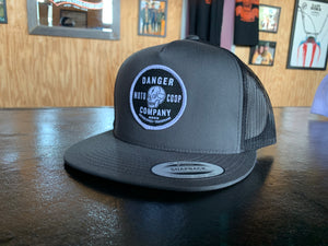 Danger Circle Patch Hat