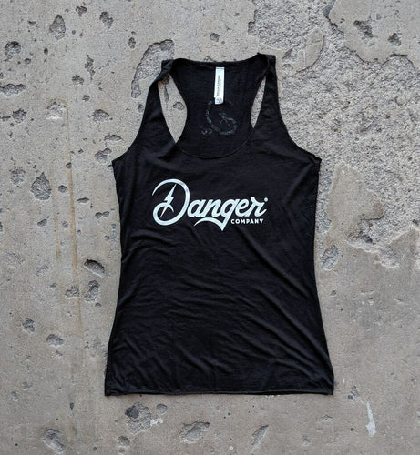 Danger Co. Ladies Triblend Racerback Tank-Top