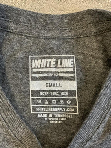 White Line Supply Tee