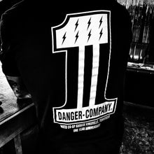 Load image into Gallery viewer, Danger Company 1 year Anniversary Tee