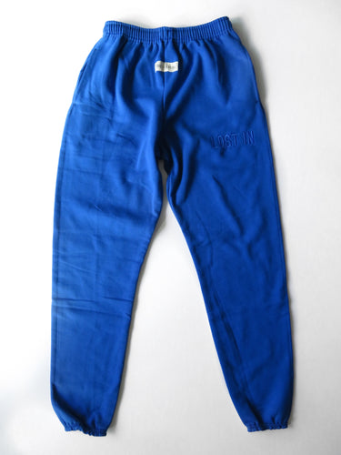 CLASSIC JOGGERS - ROYAL