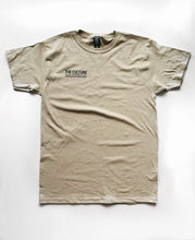 Load image into Gallery viewer, EARTH COLLECTION CLASSIC T-SHIRT - SAND