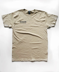 EARTH COLLECTION CLASSIC T-SHIRT - SAND