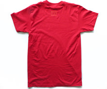 Load image into Gallery viewer, THE CULTURE TEE - RED