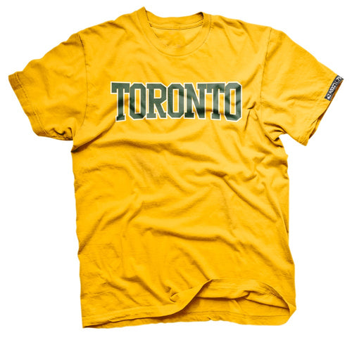Meet our LOST IN Coordinate tees where retro and current meet, with colors for all seasons! It's comfy cotton fabric and classic crew neck design will make it a go-to-piece in your collection for any occasion.  Available in Yellow, Purple, Orange, Black & White 100% Pre-Shrunk Cotton Unisex Toronto coordinates detail on sleeve Crew neck, Short sleeve Screen print graphic