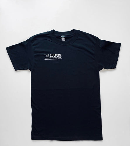 EARTH COLLECTION CLASSIC T-SHIRT - BLACK