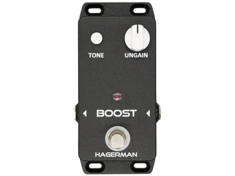 Boost - JFET Clean & Treble Boost Pedal