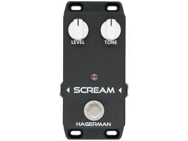 Scream - LM386 Overdrive Pedal
