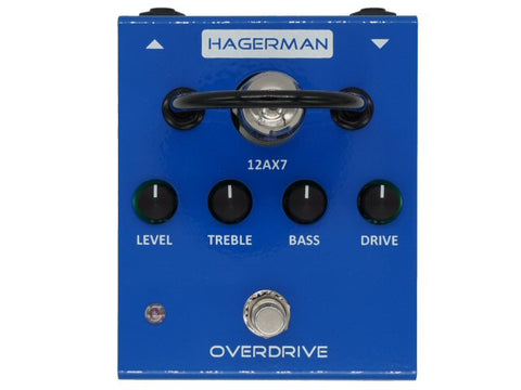 Overdrive - 12AX7 Tube Pedal