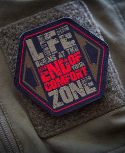 LIFE BEGINS PATCH