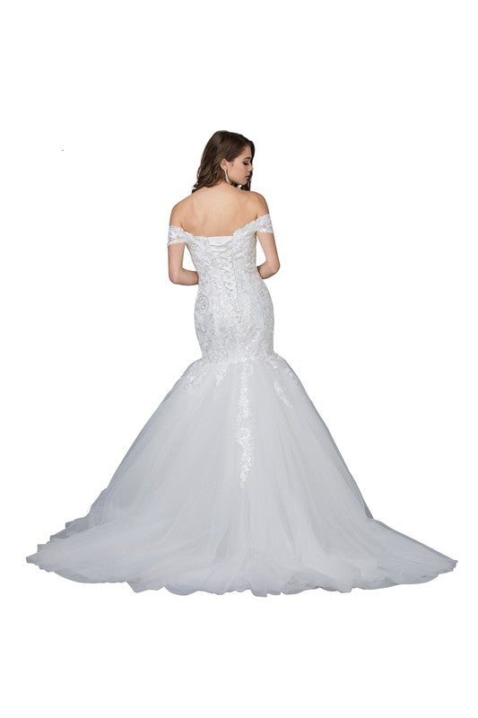 Lisa's Bridal Gown #8