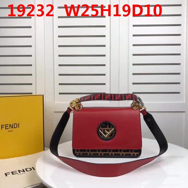 Fendi Printed Handbag #09