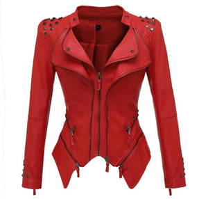Heavenly's Red Jacket