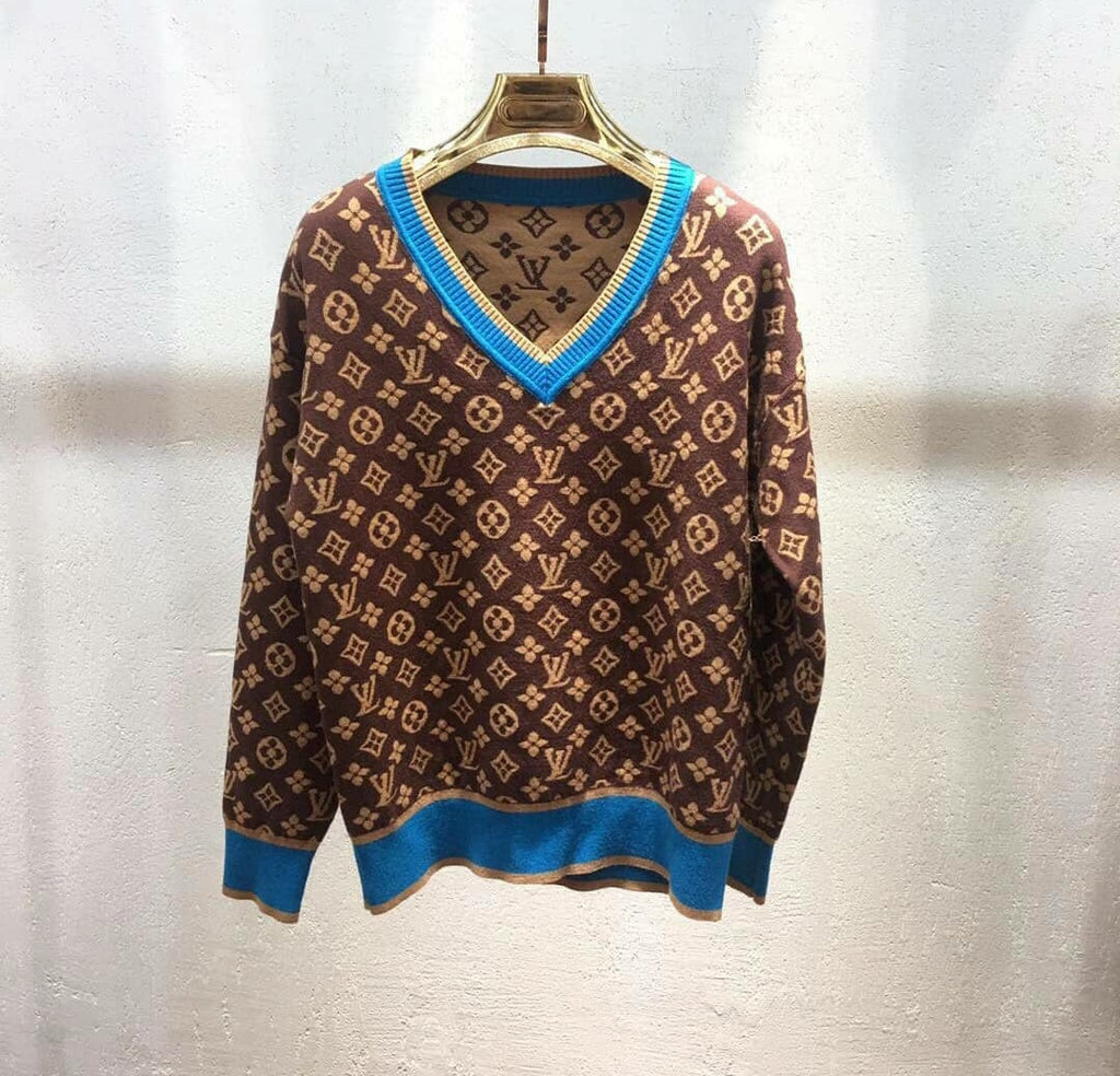Designer LV Sweater #017