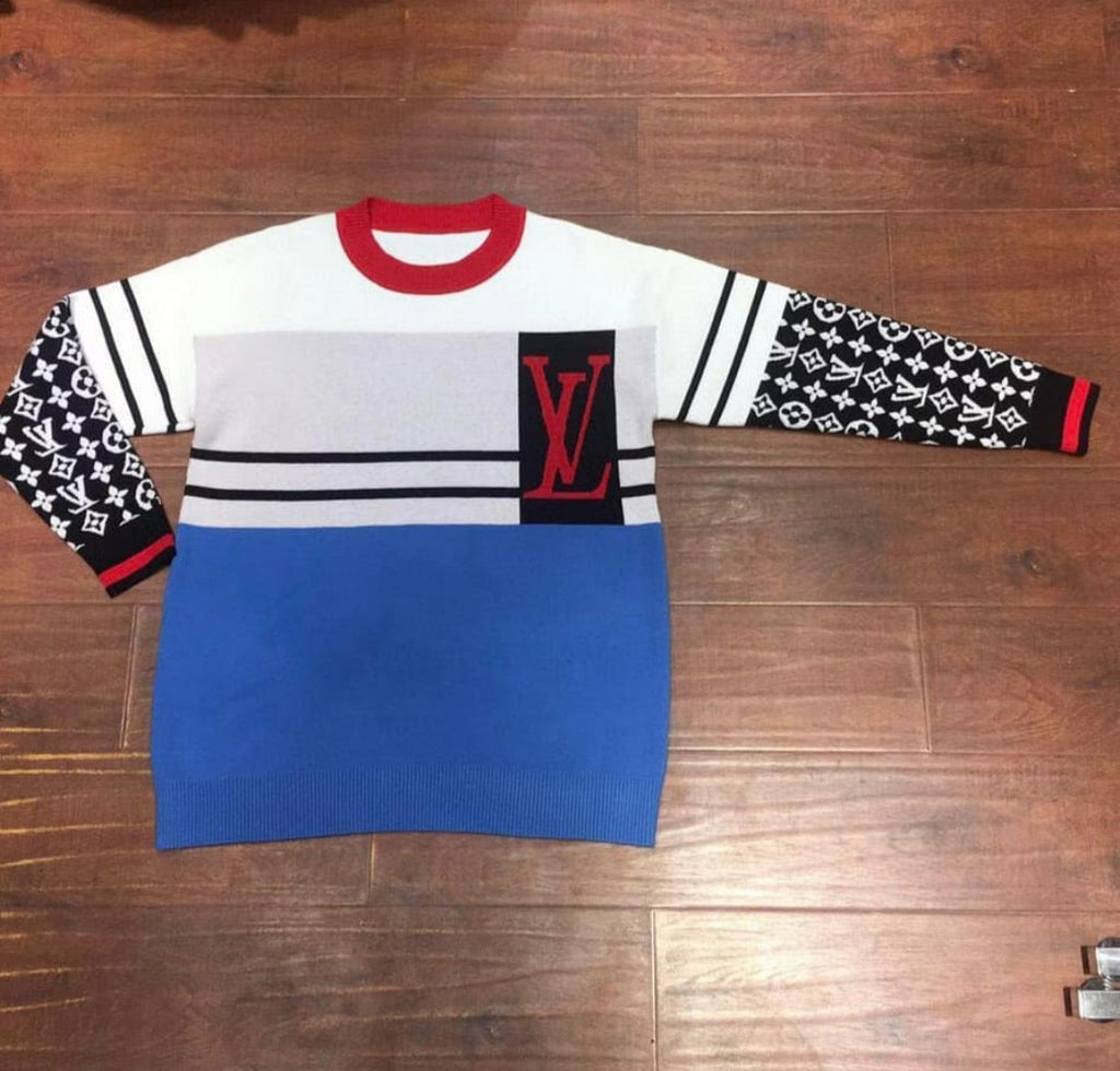 Designer LV Sweater #07
