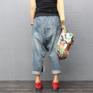 Tanisha Pattern Denim