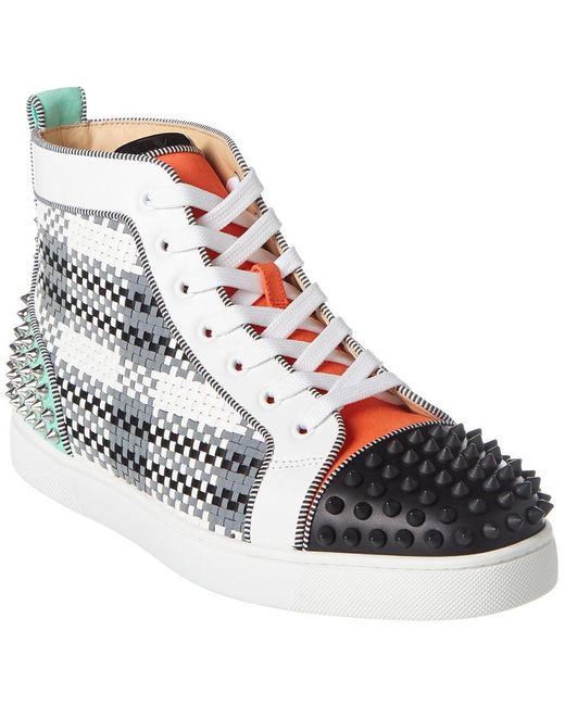 Christian Louboutin  Sneakers with Spikes #106