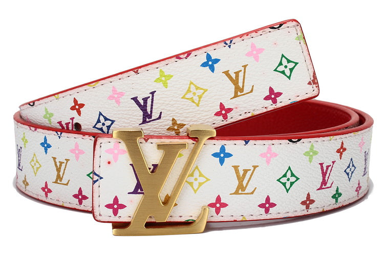 LV Multi Designer Belt #50