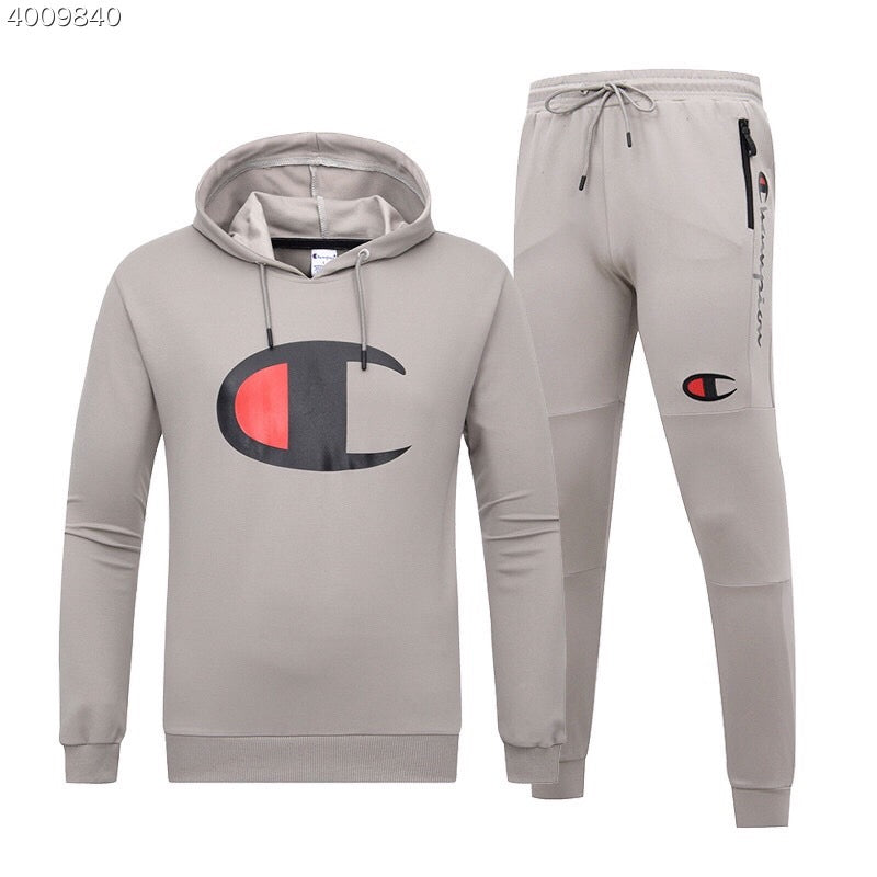 Grey Champion Tracksuits for Men