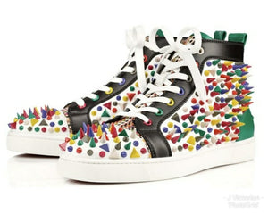 Clark Color Sneakers